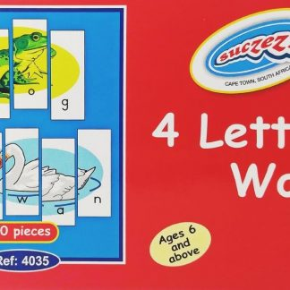 4 letter words