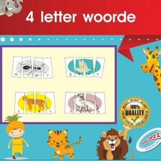 4 letter woorde