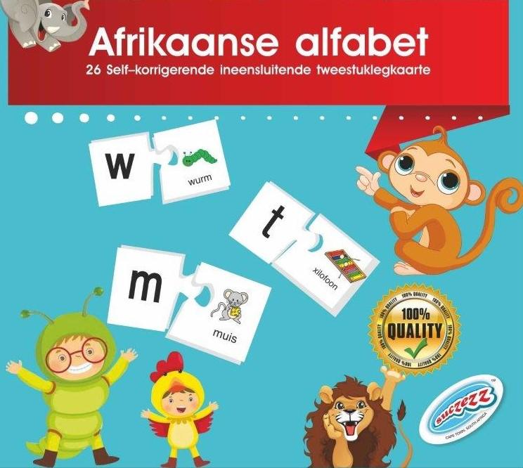 afrikaanse alfabet speletjie