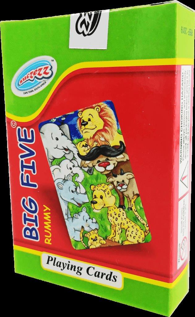 big five card game