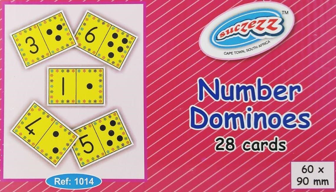 number dominoes