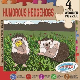 4 pc hedgehogs