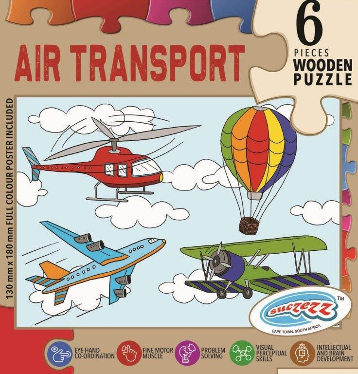 6 pc air transport