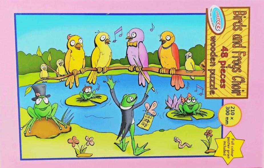 48 pc puzzle
