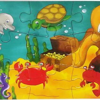 9 pc under the sea