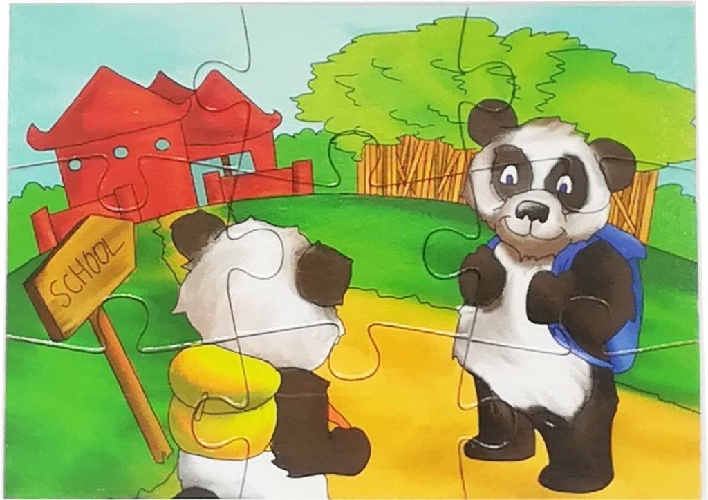 9 pc peter panda