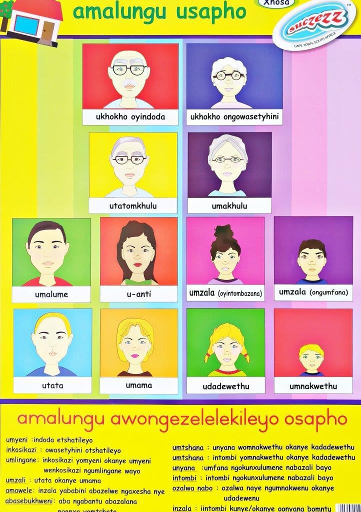 xhosa poster