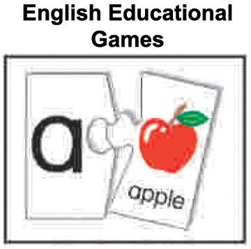 Educational Games - English