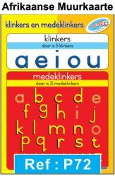 Opvoedkundige Muurkaarte / Plakkate - Afrikaans