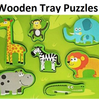 Wooden Tray Puzzles